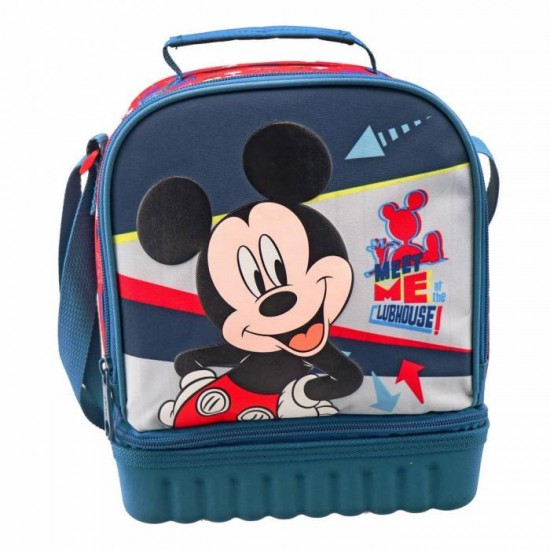 Τσαντάκι Φαγητού Ισοθερμικό Mickey Mouse