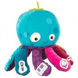 B.Toys Βρεφικό Μουσικό Χταπόδι