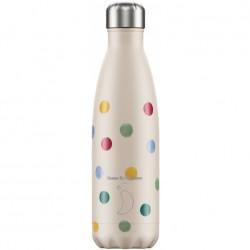 Chilly's ανοξείδωτο μπουκάλι Θερμός 500ml,  Polka, Emma Bridgewater