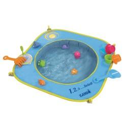 Ludi Καλοκαιρινή Πισίνα με Παιχνιδάκια για την άμμο