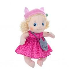 """Κούκλα  χειροποίητη της Rubens Barn Activity """"Emelie"""""""