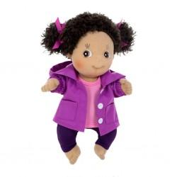 """Κούκλα  χειροποίητη της Rubens Barn Activity """"Hanna"""""""