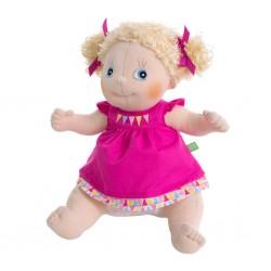 """Κούκλα  χειροποίητη της  Rubens Barn """"Linnea"""""""