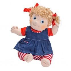 """Κούκλα Χειροποίητη Rubens Barn Kids """"Olivia"""""""