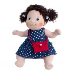 """Κούκλα  χειροποίητη της Rubens Barn """"Alma"""""""
