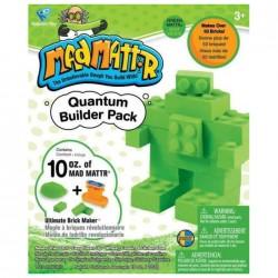 "Mad Mattr Σετ Μαγικής Άμμου ""Quantum Builder Pack"" Πράσινο"