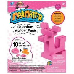 """Mad Mattr Σετ Μαγικής Άμμου """"Quantum Builder Maker"""" Ροζ"""