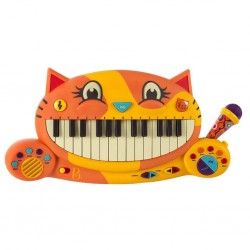 "B.Toys συνθεσάιζερ και μικρόφωνο ""Γατούλα"""