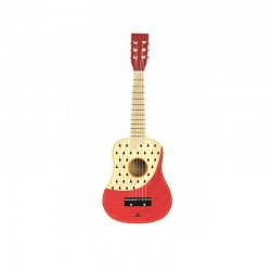 """Svoora ξύλινη παιδική κιθάρα """"Indie"""""""