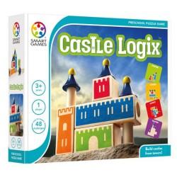 "Smartgames επιτραπέζιο ξύλινο κάστρο λογικής ""Castle Logix"" (48 προκλήσεις)"