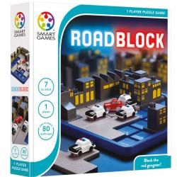 "Smartgames επιτραπέζιο παιχνίδι μπλόκο στο δρόμο ""Roadblock""(60 προκλήσεις)"