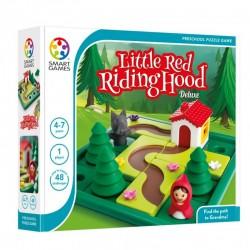 "Smart Games επιτραπέζιο παιχνίδι ""Κοκκινοσκουφίτσα"" (48 προκλήσεις)"