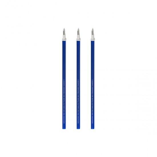 Legami Ανταλλακτικό στυλού erasable pen σετ 3 τεμαχίων μπλε