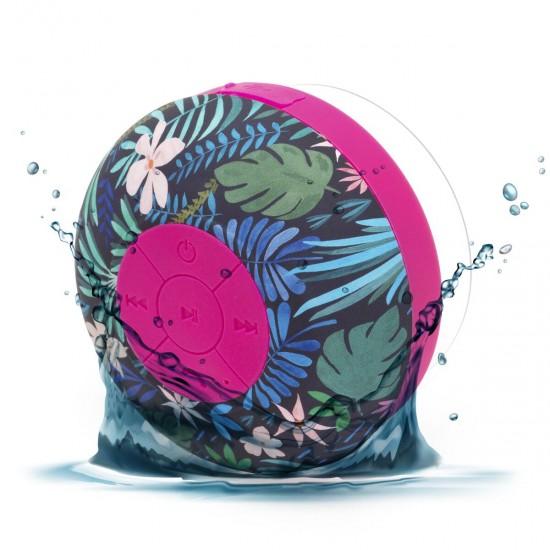 Legami Ασύρματο αδιάβροχο ηχείο Singing in the shower- Flowers
