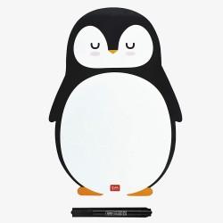 """Μαγνητικός πίνακας της Legami """"Penguin"""""""