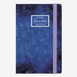 """Σημειωματάριο της Legami """"Stars"""""""