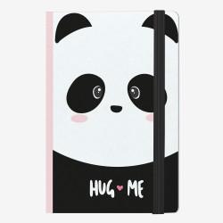 """Σημειωματάριο της Legami """"Hug me"""""""