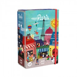 "Londji Παζλ ""Παρίσι μέρα και νύχτα"" 36 τμχ"