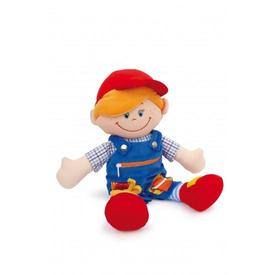 "Small Foot Διαδραστική εκπαιδευτική κούκλα ""Massimo"""