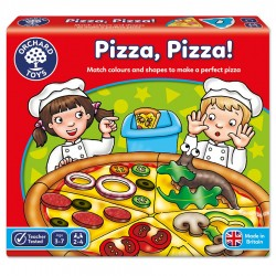 "Orchard Toys επιτραπέζιο παιχνίδι  ""Pizza, Pizza!"""