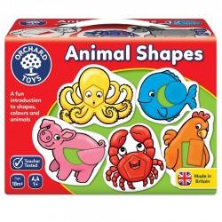 "Orchard Toys επιτραπέζιο παιχνίδι ""Animal Shapes"""