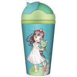 Παιδικό Ποτήρι – Παγούρι Bamboo Queeny & Quaks βιοδιασπώμενο