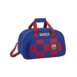 """Τσάντα αθλητική Safta """"Barcelona"""" 40x24x23 εκ."""