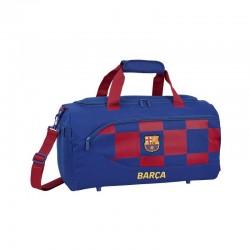 """Τσάντα αθλητική Safta """"Barcelona"""" 50x25x25 εκ."""