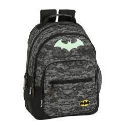 """Τσάντα πλάτης δημοτικού Safta """"Batman"""" 32x15x42 εκ."""