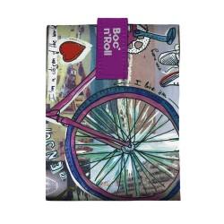 Bock n roll Teen girls - Bike μεταφορά τροφίμων με στυλ Ecolife