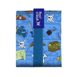 Boc n Roll Pirates - Γαλάζιο (kids size) μεταφορά τροφίμων με στυλ Ecolife