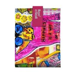 Bock n roll Teen girls - Happy - μεταφορά τροφίμων με στυλ Ecolife