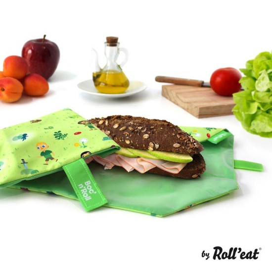 Snack n Go Forest - μεταφορά τροφίμων με στυλ - Ecolife