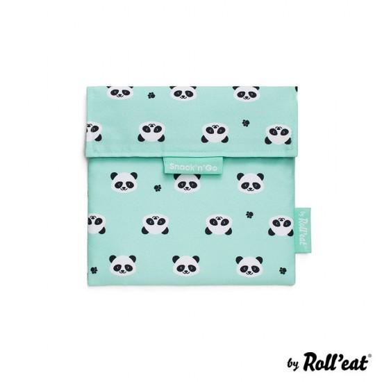 Snack n Go Panda - μεταφορά τροφίμων με στυλ - Ecolife