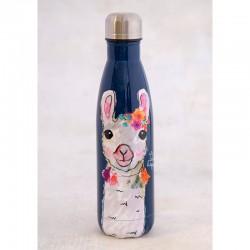 """Μπουκάλι θερμός της Natural Life """"Lama"""""""