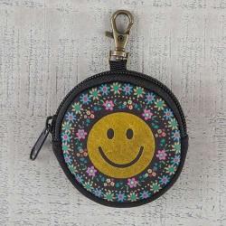 """Θήκη για ακουστικά - πορτοφολάκι της Natural Life """"Smile"""""""