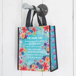 """Τσάντα δώρου μεσαία της Natural Life """"The giving bag"""""""